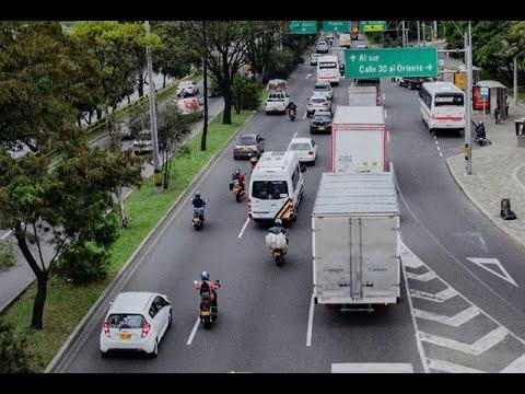 Regresa el pico y placa ambiental en Medellín y el área metropolitana
