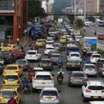 pico y placa cali hoy alcaldia medidas transporte publico colectivo taxis motos