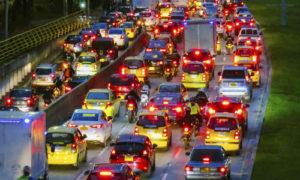 pico y placa colombia vehiculos de transporte particular medida secretaria movilidad
